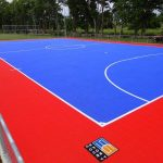 Jual Lantai Interlock Futsal Outdoor